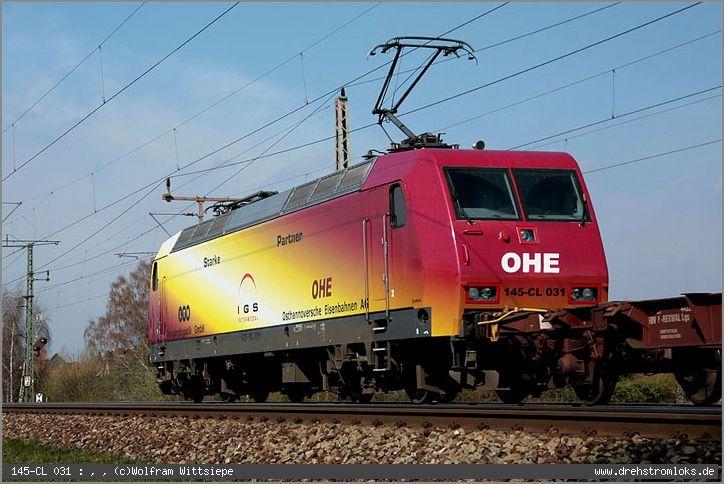 145 Osthannoversche Eisenbahn AG  OHE
