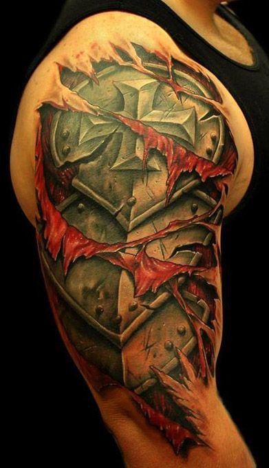 Best 3D Tattoos In The World, Best 3D Tattoos in the World, Best 3D