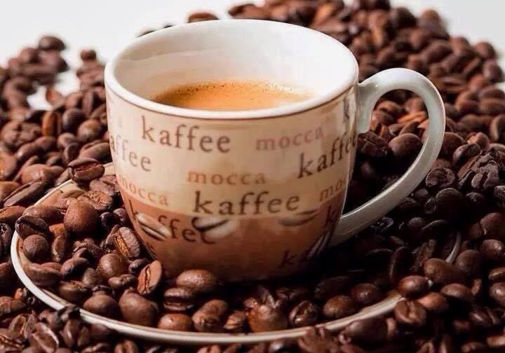 кава доброго ранку фото