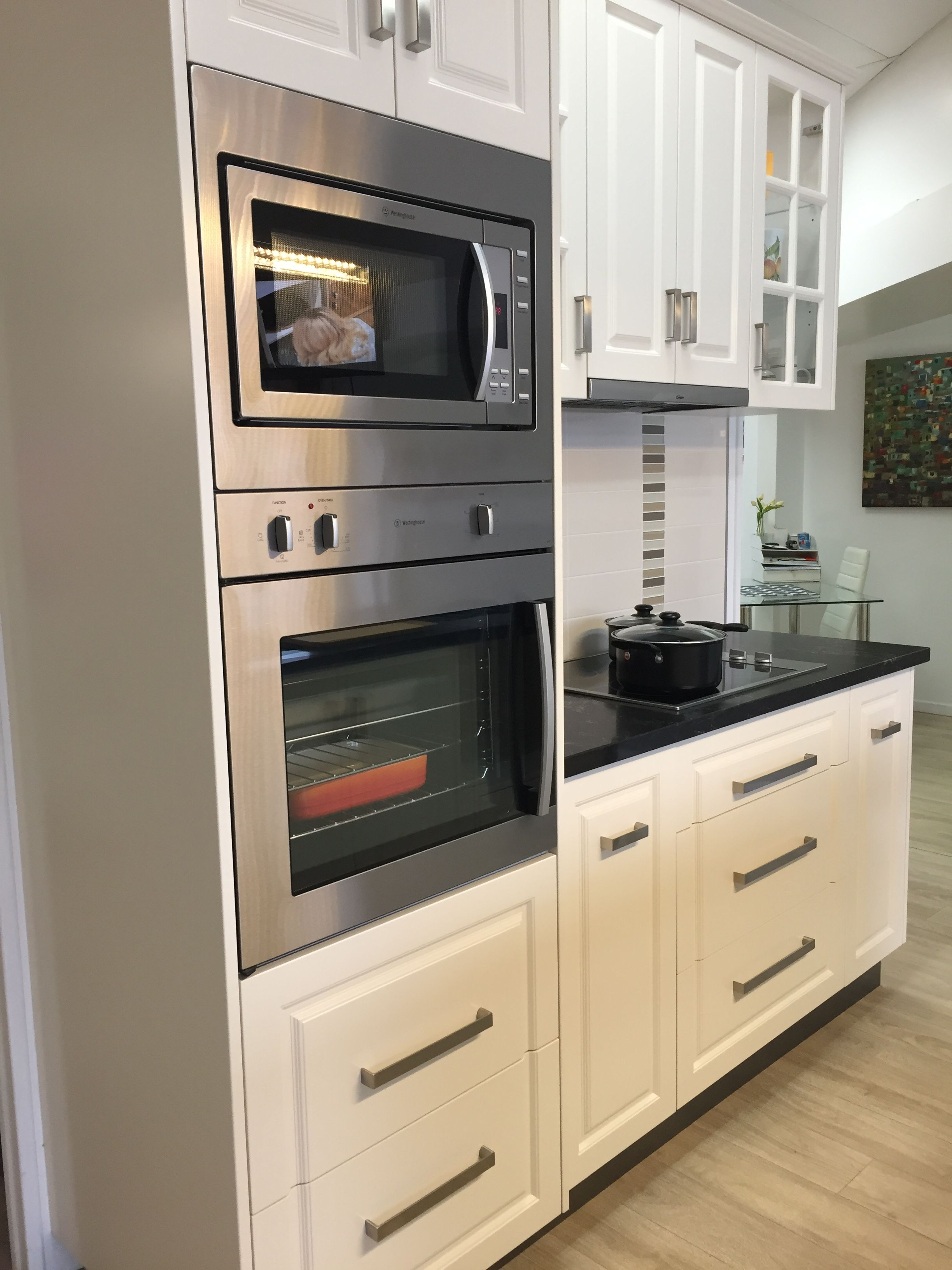 Installed By Everyone S Favorite Local Hometown Appliance Guru S At Judd Black Gorgeous Double Wall Oven Kitchen Aid Appliances Double Wall Oven Wall Oven