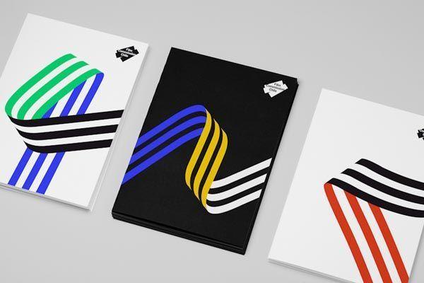 visual identity sport Graphic Design