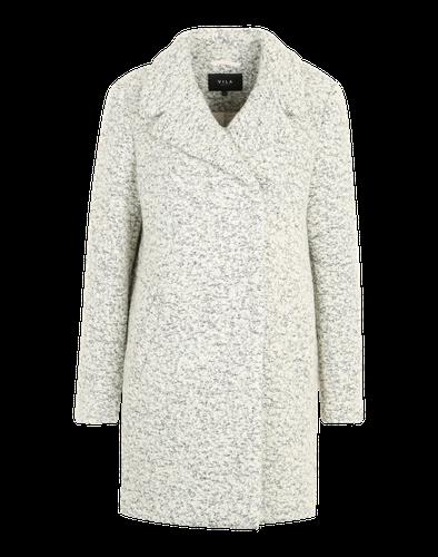 Tweed Hahnentritt Mantel Neue stilvolle Designer langen Frauen QUALITÄT Wollmantel HOHE 2019 ymPv08ONnw