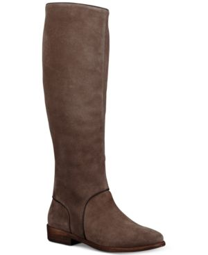 ffc8db668d2 Ugg Gracen Riding Boots - Brown 9.5 | Products | Boots, Riding Boots ...