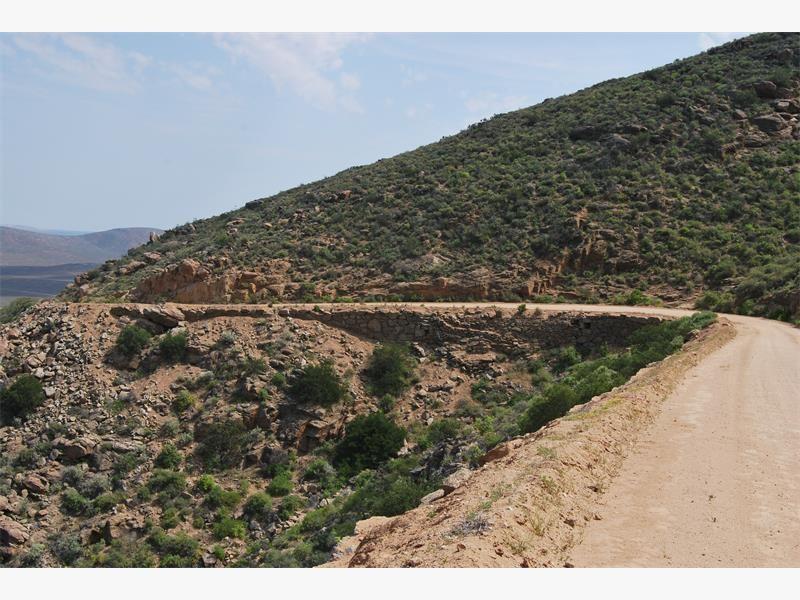 Wildeperdhoek Pass