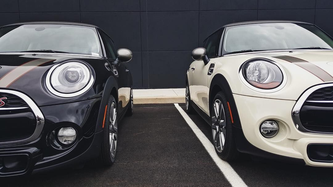 The Mini Seven Edition Featuring Exclusive Bonnet Stripes In