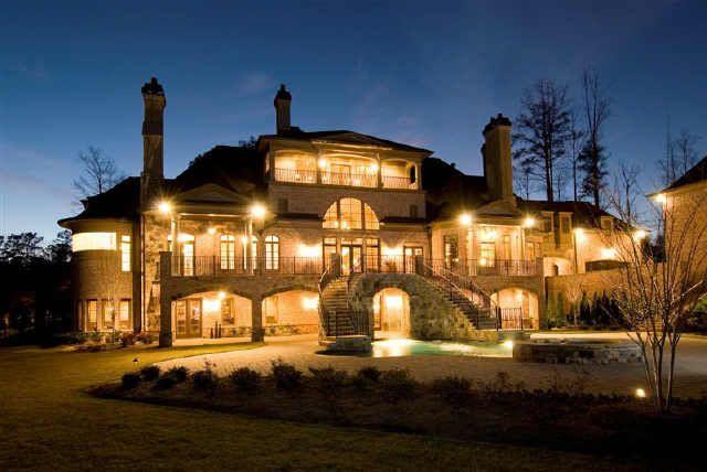 Luxury model homes atlanta