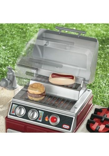 The Little Tikes Role Play Backyard Barbeque Get Out#Role ...