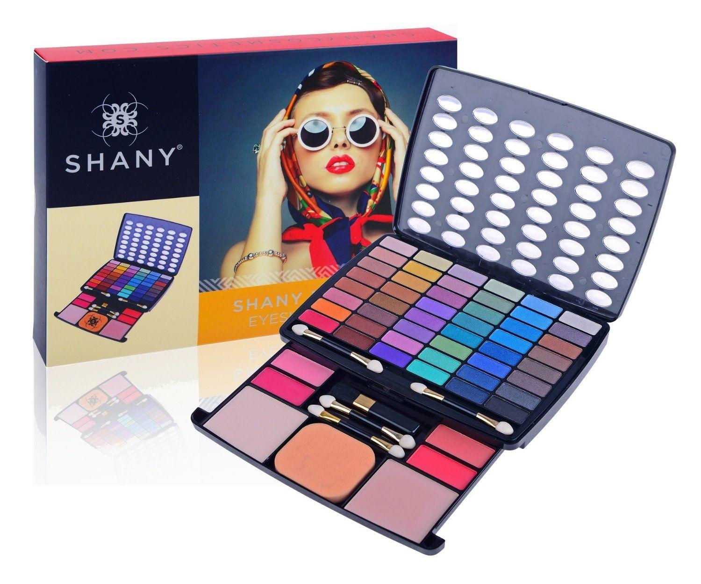 makeup kit for teenage girls. shany makeup kit tools set glamour girl 48 eyeshadow 4 blush 2 powder urban new for teenage girls f
