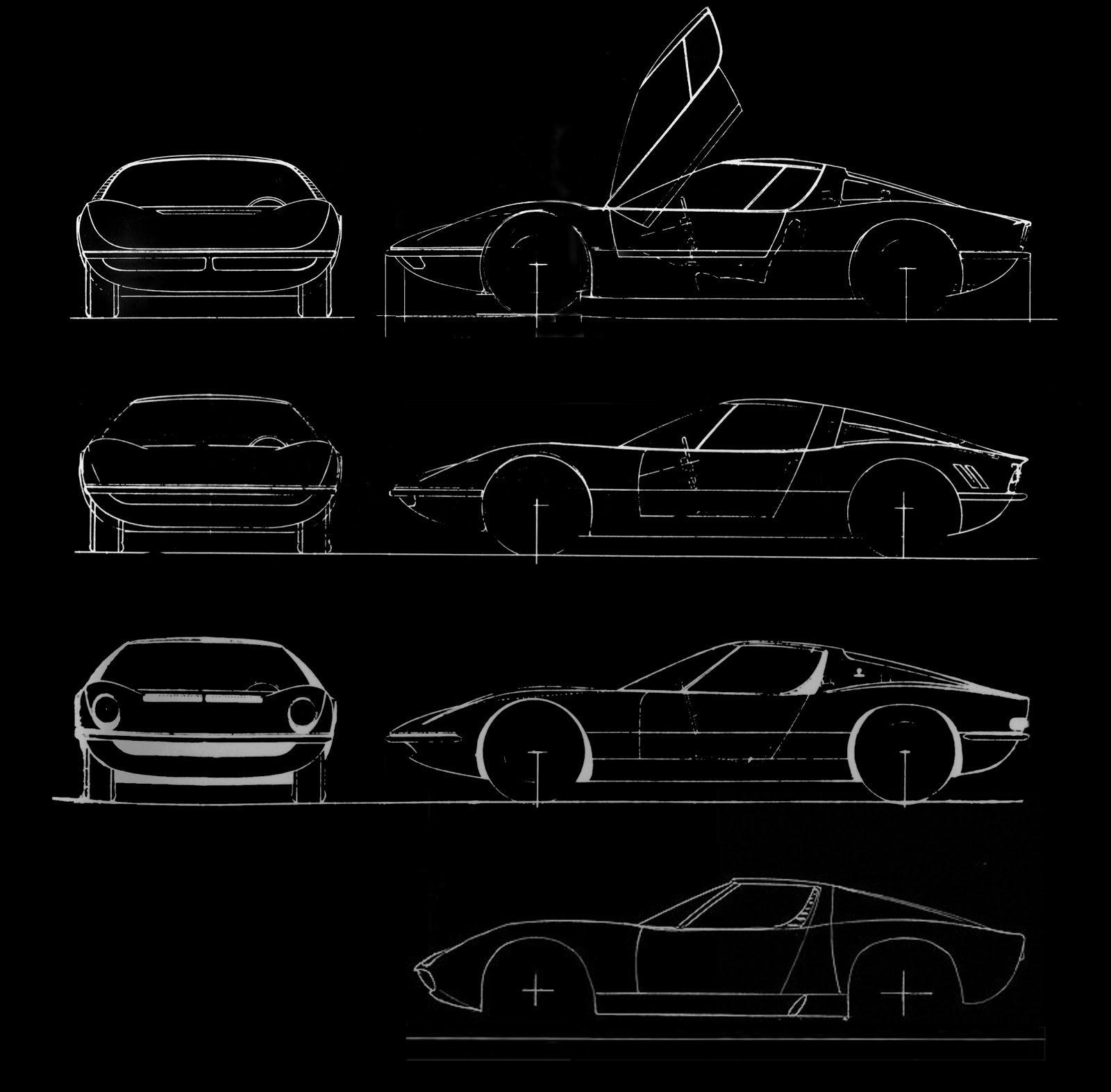 Classic Cars Talks: Marcello Gandini Story – Part 2: The Miura