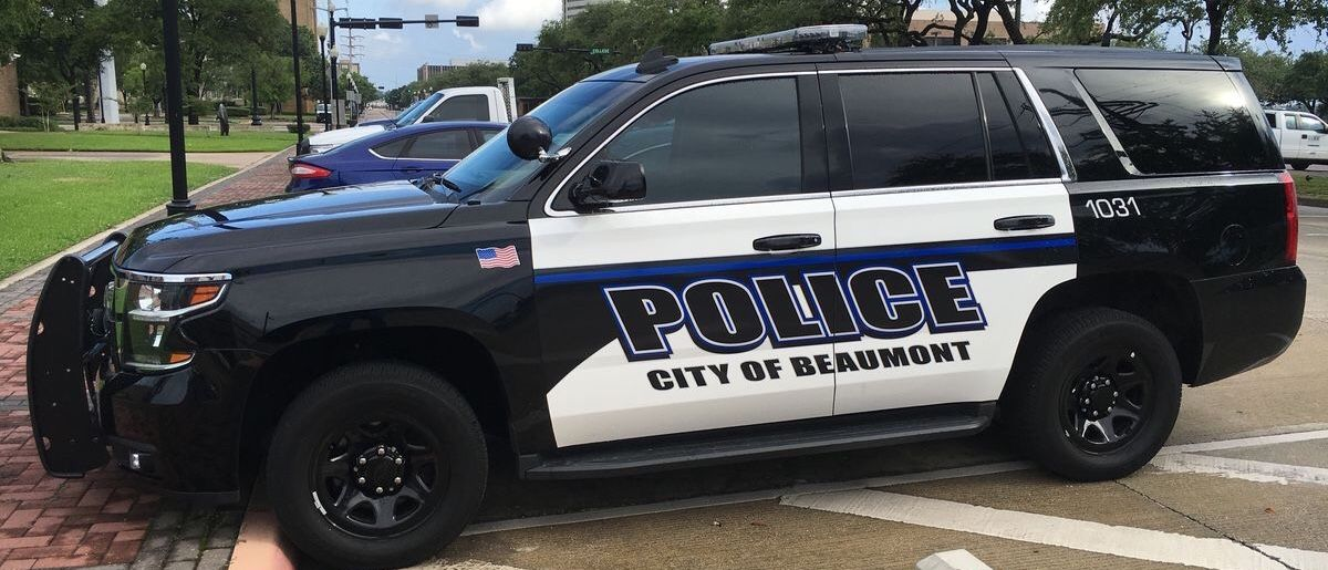 City Of Beaumont Tx Police 1031 Chevy Tahoe Police Cars Chevy Tahoe Emergency Vehicles