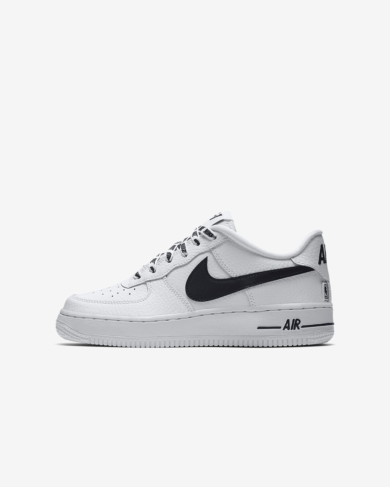 sale retailer top quality new high Chaussure Nike Air Force 1 LV8 NBA pour Enfant plus âgé en ...