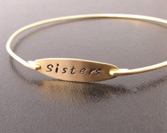 3 Sisters Bracelet Set Jewelry Sis By Frostedwillow