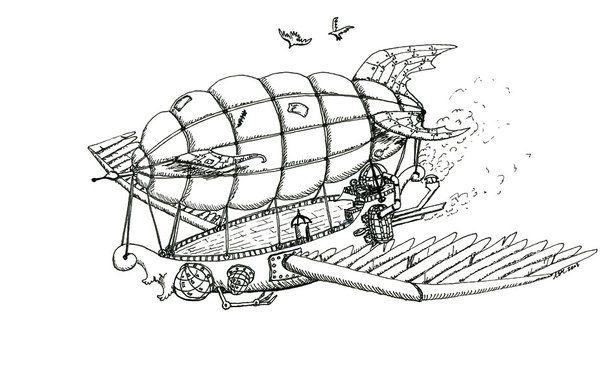 Airship Zeppelin Stock Illustrations – 1,843 Airship Zeppelin Stock  Illustrations, Vectors & Clipart - Dreamstime