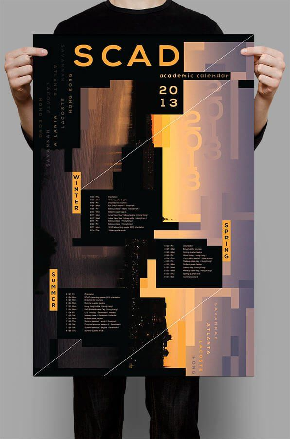 20 Easy Ways to Create a Professional Poster that Goes Above and