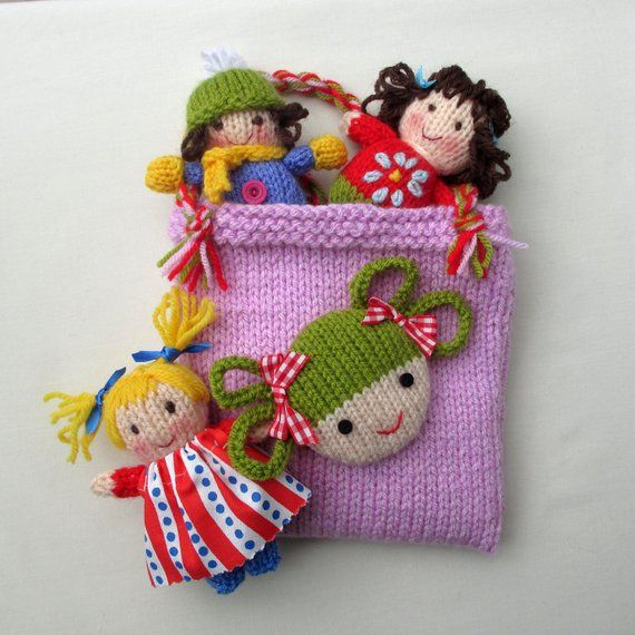 Jenny, Jolly Dollies And Bags