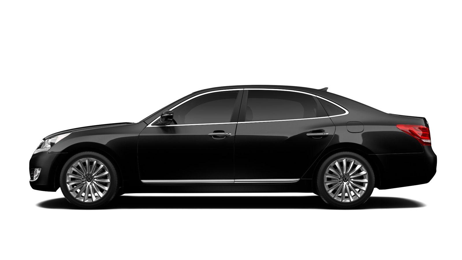Hyundai equus luxury sedan
