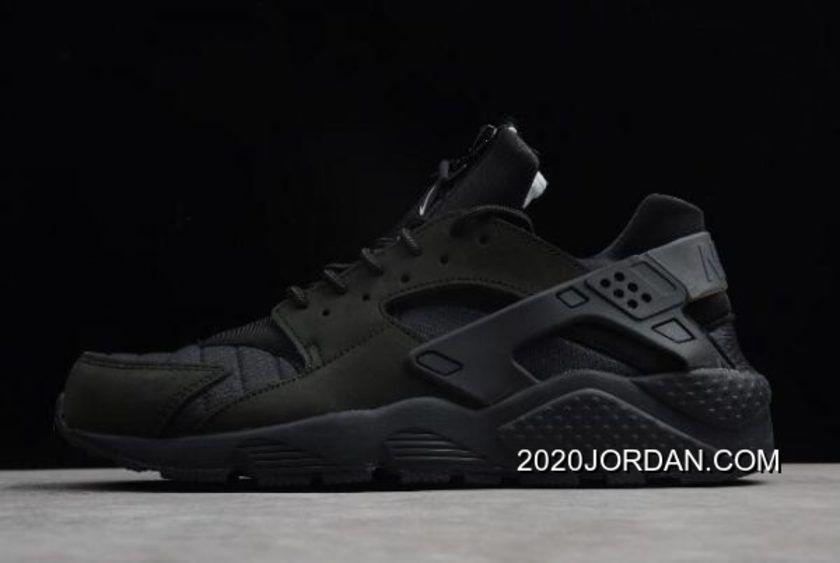 "2019 的 Nike Air Huarache Run City ""NYC"" BlackWhite Black"
