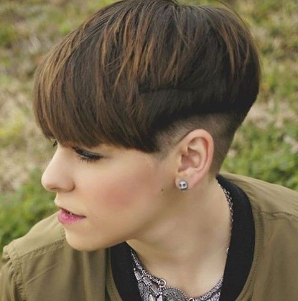 10 Trendy Bowl Cuts And Styles: Very Short Hairstyle Ideas
