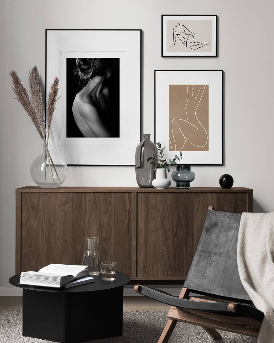 Desenio Posters Online On Instagram The Perfect Backdrop Designs Female Neck 50x70 Cm With A Pict In 2020 Gallery Wall Interior Home And Living