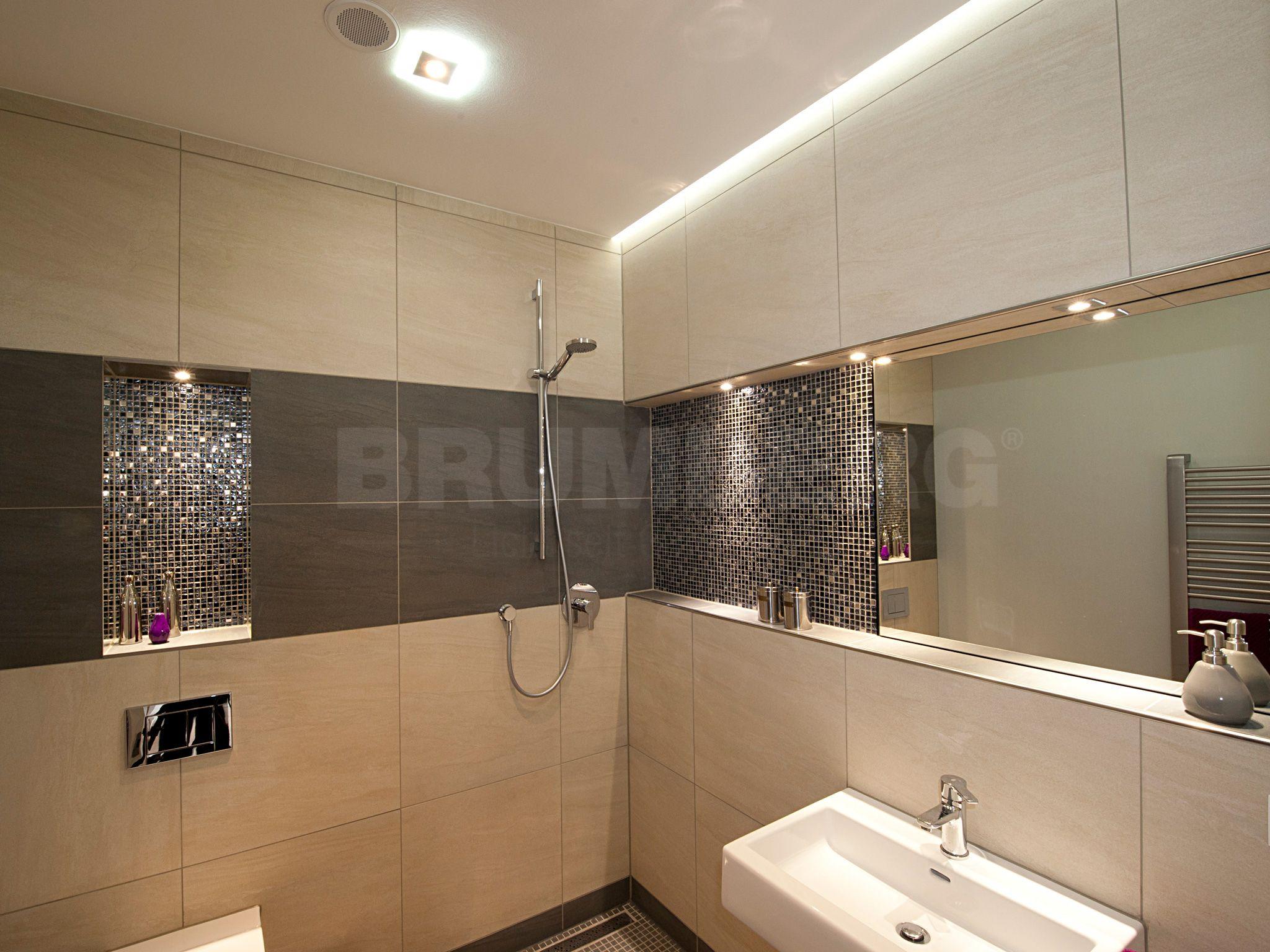 Badezimmer Led ~ 39 best lichtkonzepte für ihr bad: da strahlt nicht nur das