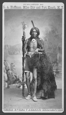 High Bear (Mato Wakantuya) | www.American-Tribes.com