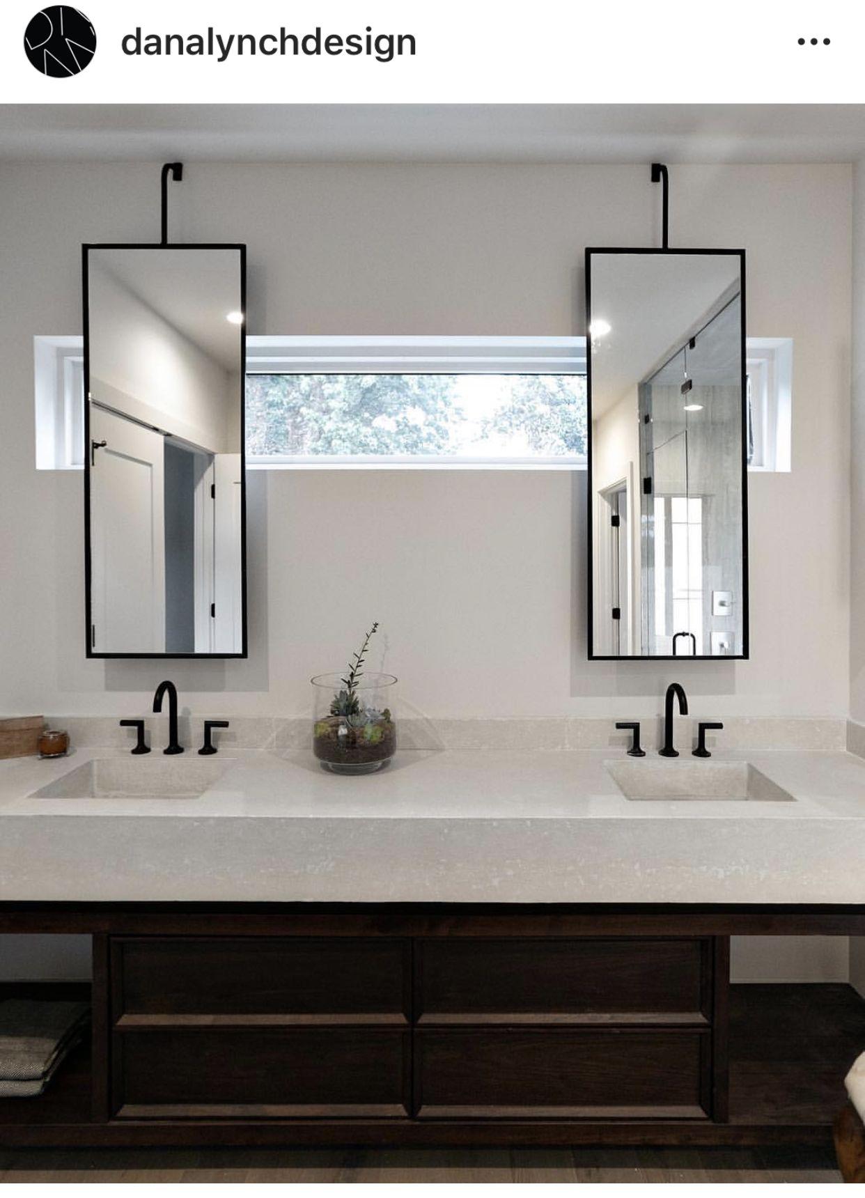 Window Window Mirror Bathroom Open Bathroom Bathroom Inspiration