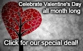 Valentines Special at Glade Valley