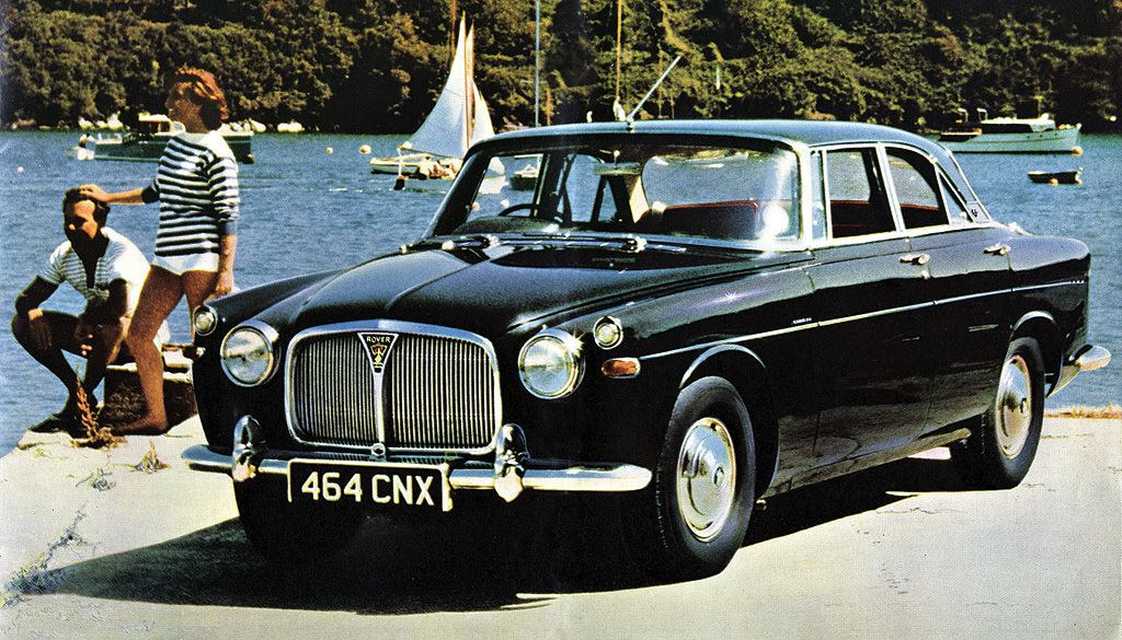 rover p5...................... | Old Cars, Trucks, Tractors, etc ...
