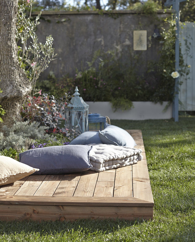 Les Produits Les Conseils Et Les Idees Pour Le Bricolage La Decoration Et Le Jardin Leroy Merlin Deco Exterieur Jardin Jardins Terrasse Jardin