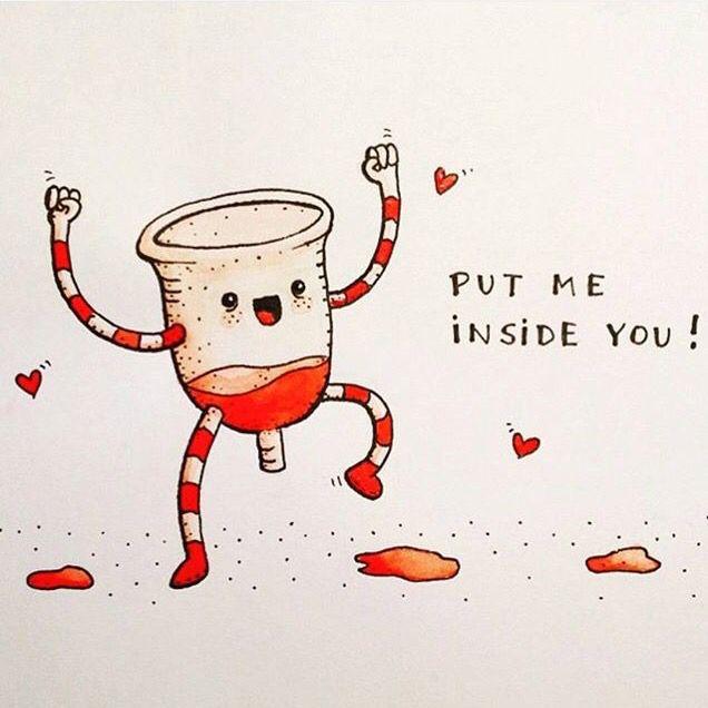 9b40f9f836ef Menstrual cups … | When I need a LOL | Copa menstrual, Copa menstual ...
