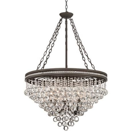 Bronze Chandelier With Crystals Chandeliers Design – Bronze Chandelier with Crystals