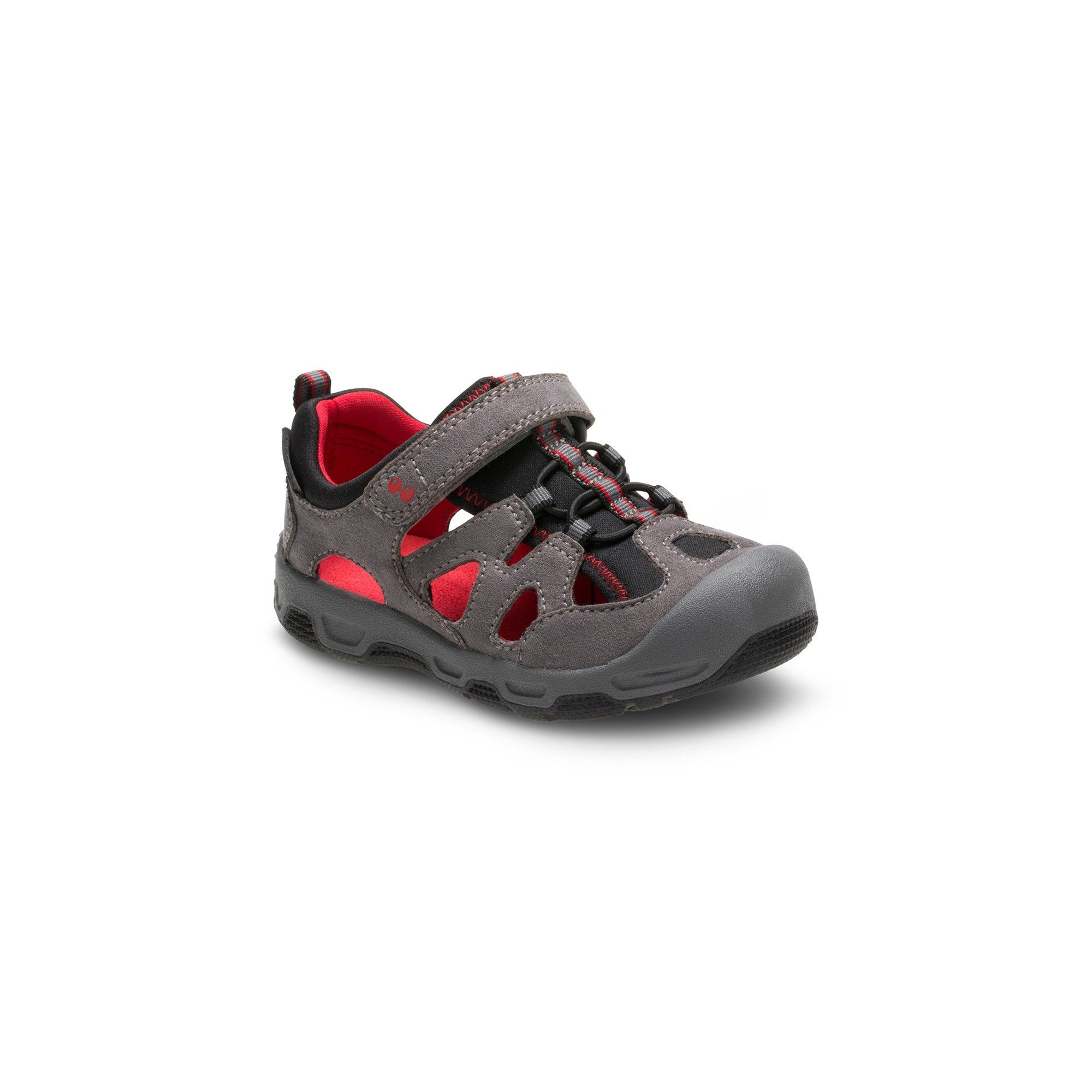 Toddler Boys Surprize by Stride Rite Surprize Deonte Sandals Red