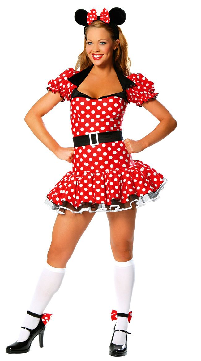 Adult Minnie Mouse Costume Httpyandymiss Mousep