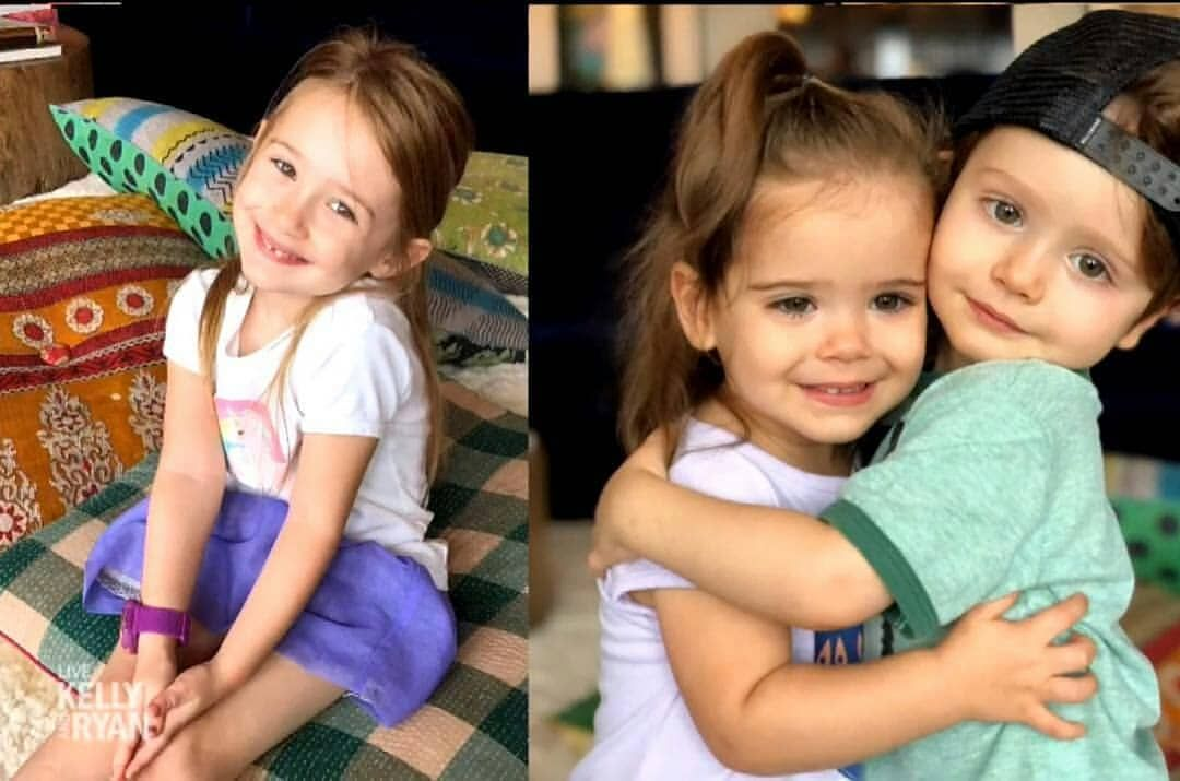 The Ackles children �...