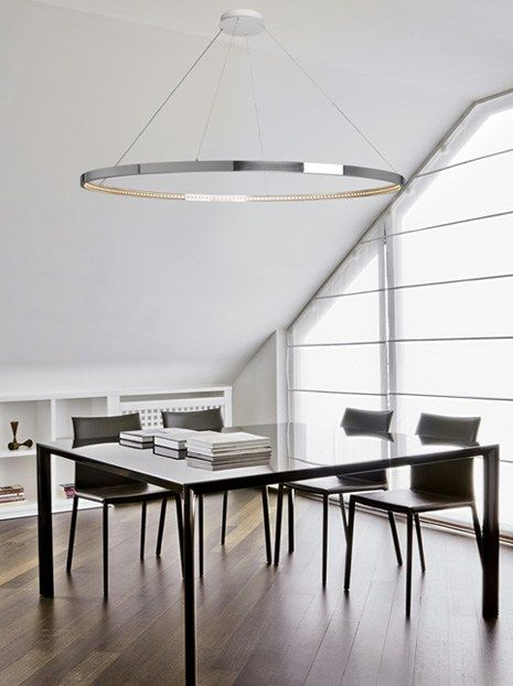 led direct indirect light pendant lamp omega 120 by le deun rh pinterest co uk