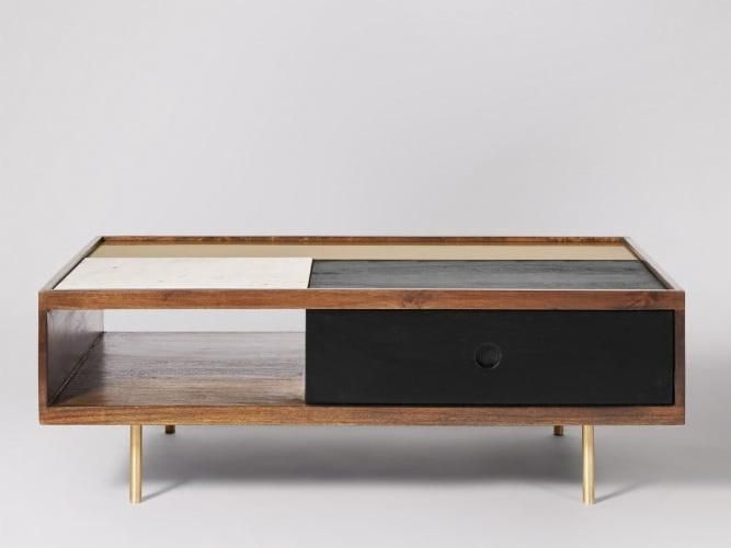 Coffee Tables Brass