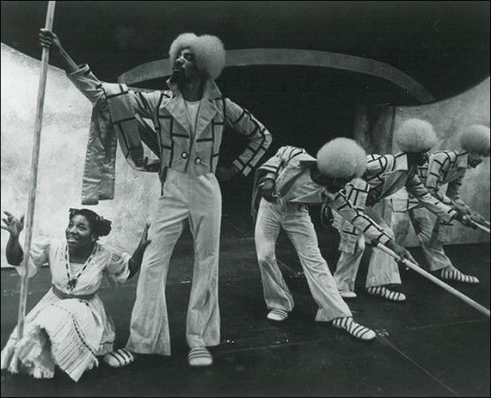Stephanie Mills and Cast The wiz, The incredibles