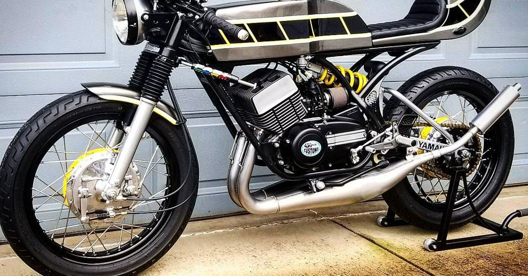 RD 250 / LJKitch Vintage Customs | aMotorcycles (I like