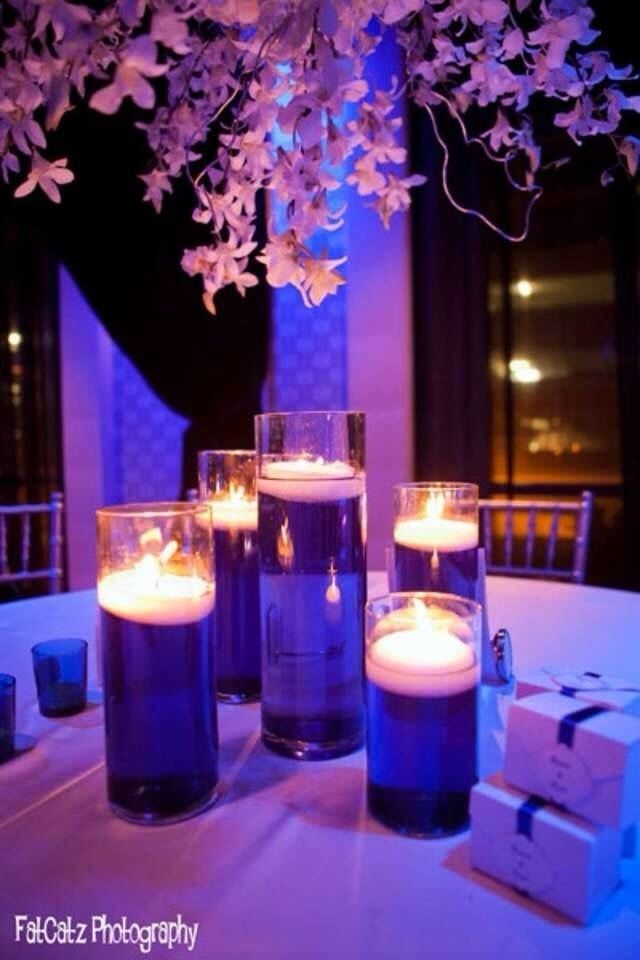 centerpieces for wedding receptions with candles%0A Lot Of    Cylinder Vases Set Of   Assorted Sizes With    Floating Candles   Wholesale Glass Cylinder Vases With Floating off retail