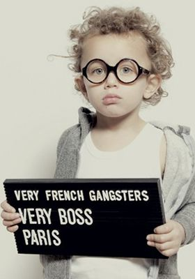 c214e51fe8 Very French Gangsters Very Boss glasses
