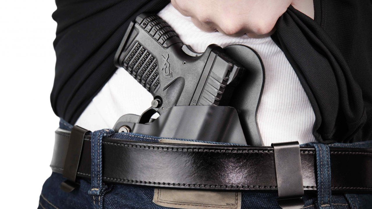Pin on concealed firearms permit class los angeles