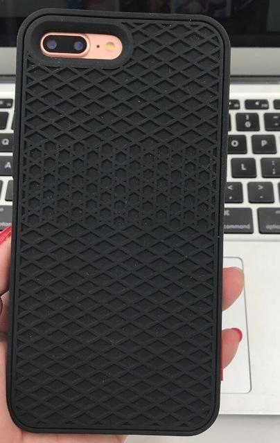 new concept fe15a c78fb Yoneshone VANS Waffle Case For Apple iPhone 7 6 6S 5 5s 7 plus SE ...