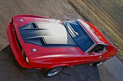 1973 ford mustang mach 1 q code 4 speed luxury interior us rh pinterest co uk