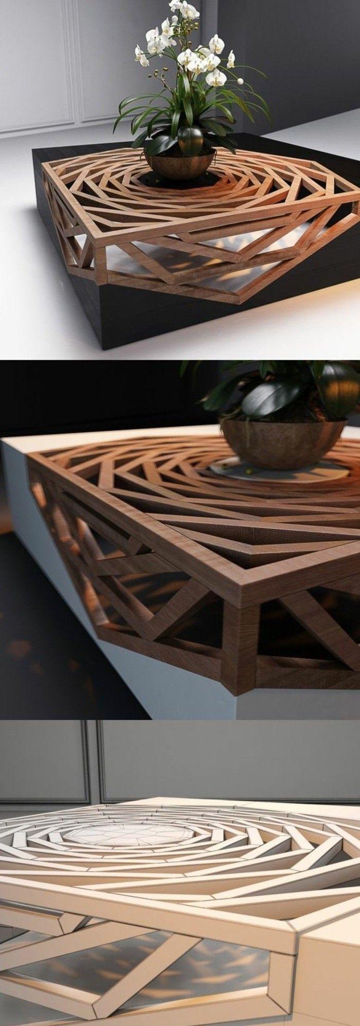 DIY Möbel: Ideen und Vorschläge, die Sie inspirieren können #holztisch