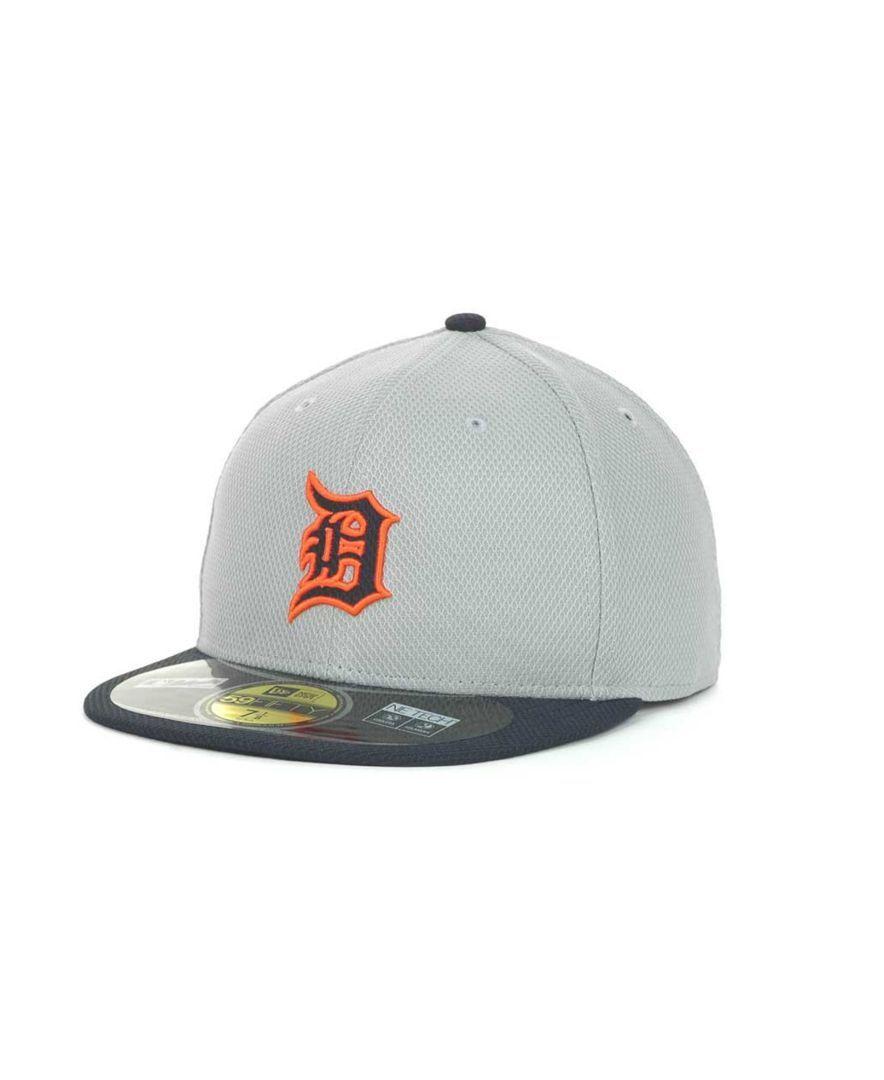d6f40bcb534 New Era Kids  Detroit Tigers Mlb Diamond Era 59FIFTY Cap