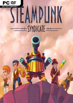 Steampunk Syndicate v16.04.2017 Free pc games, Free