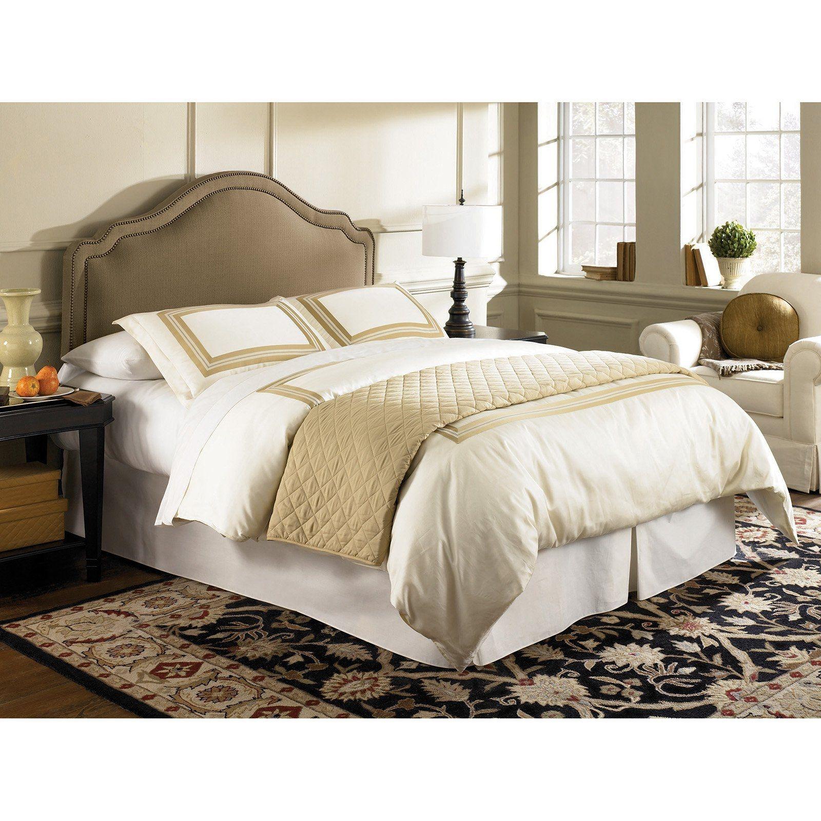 Upholstered Headboard Bed Set Upholstered Headboard Bed