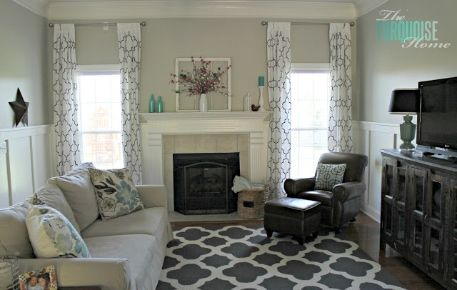 living room paint color ideas involving color greige family room rh pinterest com