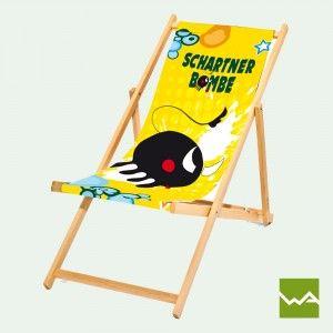 Liegestuhl Eco Gunstig Und Nach Kundenwunsch Bedruckt Liegestuhl