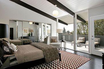 etcheverry house mid century master bedroom expansion modern rh pinterest com